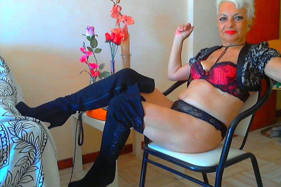 DivaLavina - Die geile Erotik-Lady