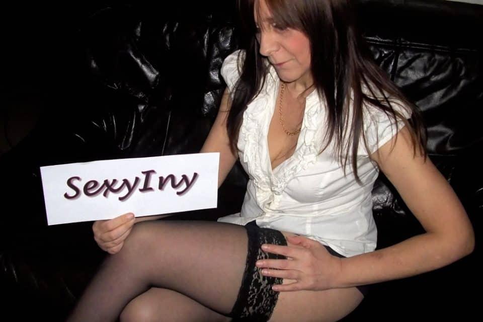 SexyIny - Ich liebe einen Gemüsefick